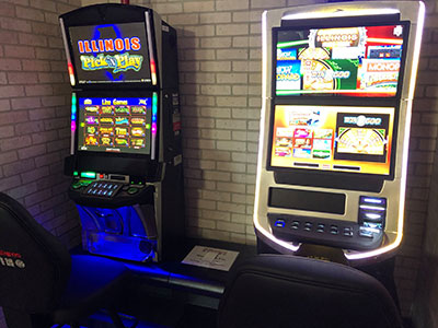 Video gaming machines